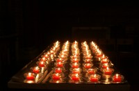 All Souls Candles