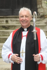 Christopher Lowson, Bishop of Lincoln