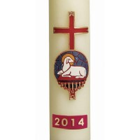 Paschal Candle 2014
