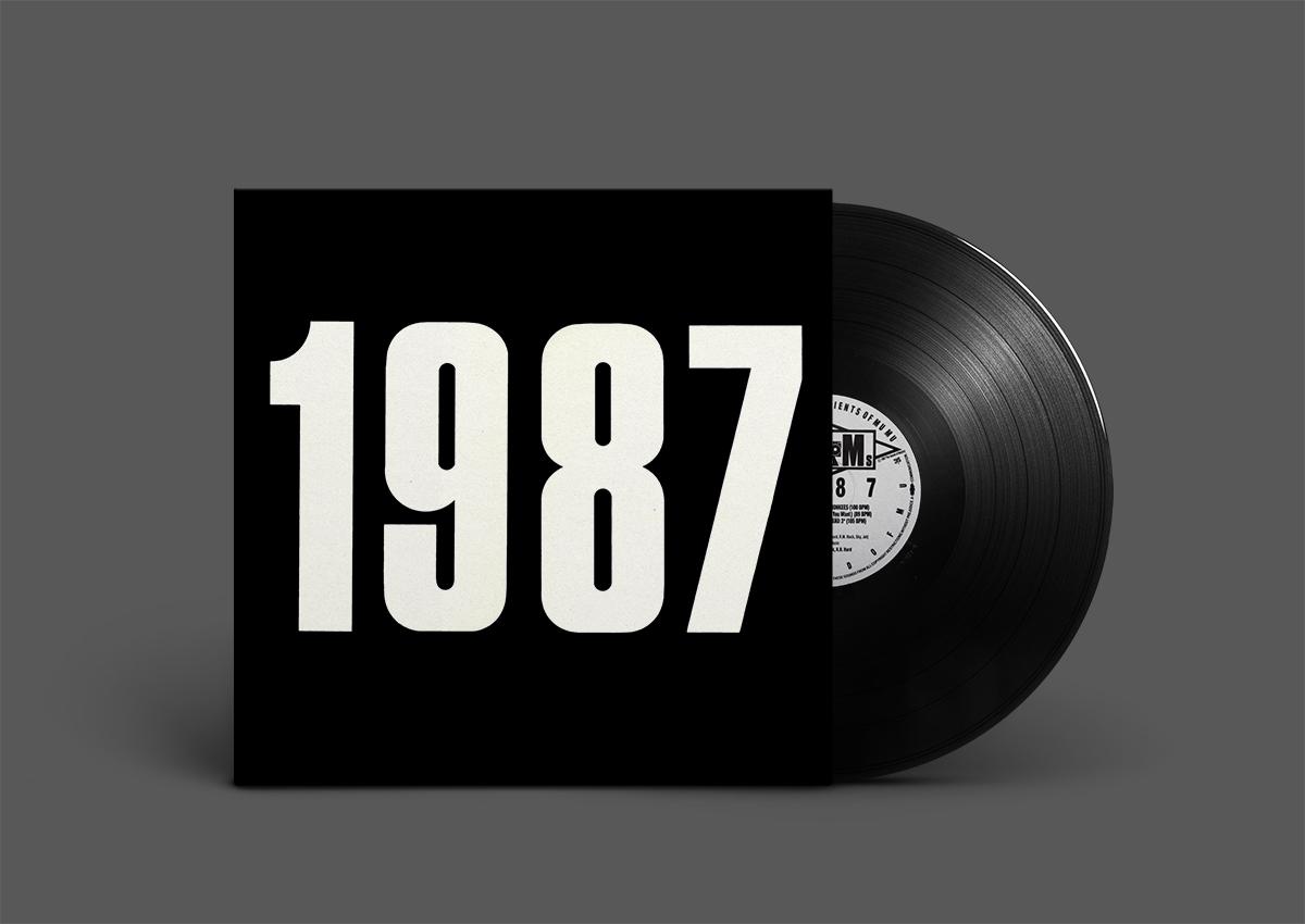 The Lockdown Mixes – 1987