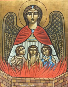 The Three Jewish Princes in the Fire
