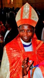 Archbishop Stanley Ntagali