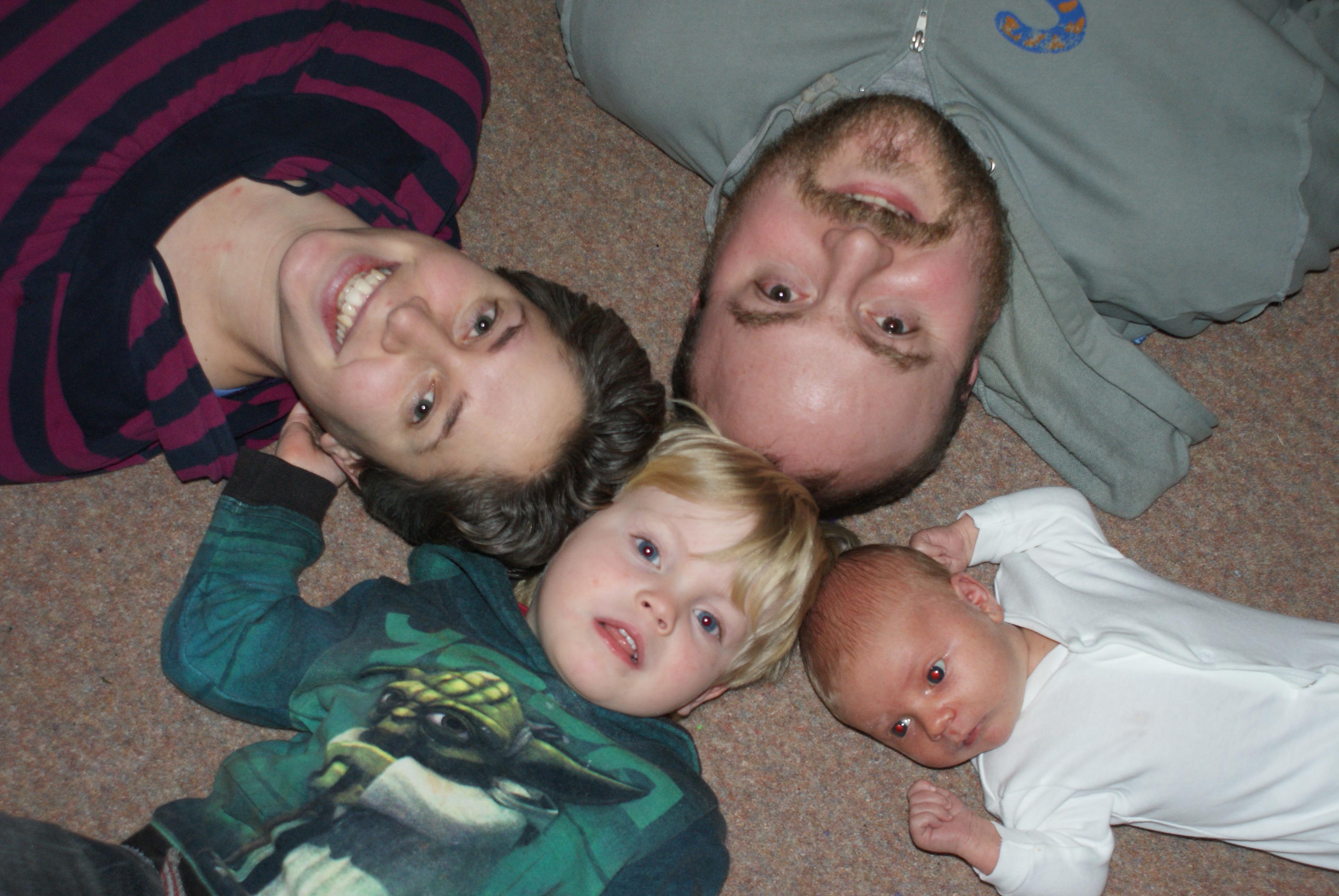 New Family Photo