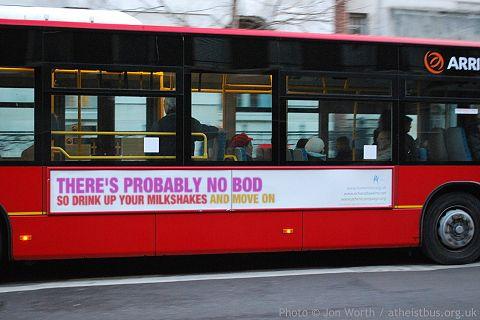 Atheist Bod Poster