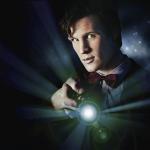 Matt Smith is the Doctor