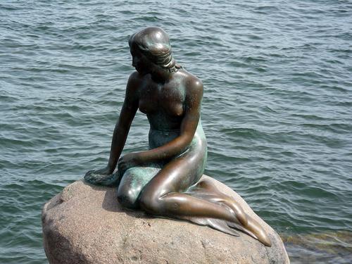 Copenhagen Mermaid