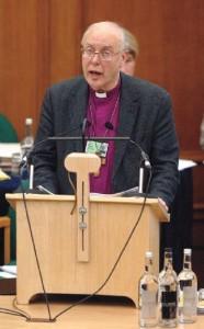 Bishop Packer - Ripon and Leeds